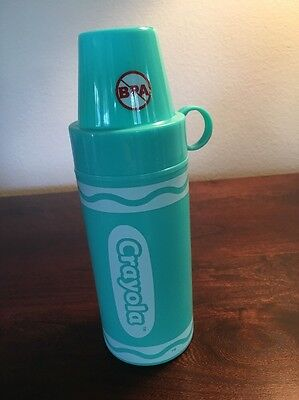 Crayola Crayons Insulated Thermos