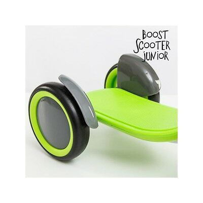 Trottinette-Tricycle Boost Scooter Junior 2 en 1 (3 roues) - Neuf