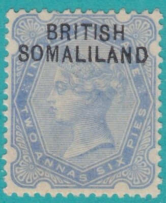 Somaliland Protectorate 4 1903 Mint Hinged Og * No Faults Extra Fine