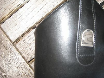 """CAVALLO-HALF CHAPS-Slim Calf - 14-1/4 """" - Leather inside & out - NEW - free ship"""