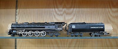 American Flyer S Gauge 332AC Loco and Tender with Original Packing Material