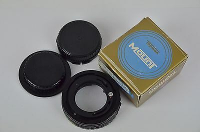 Topman Mount Universal Lens Adapter For Canon w/original box/cap