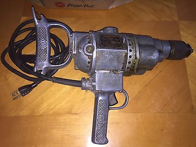 """Black & Decker Special 1/2"""" Electric Drill- *TESTED* Vintage Antique"""