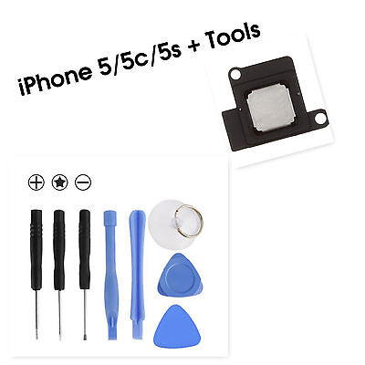 Earpiece Speaker With Opening Tools For iPhone 5 5C 5S