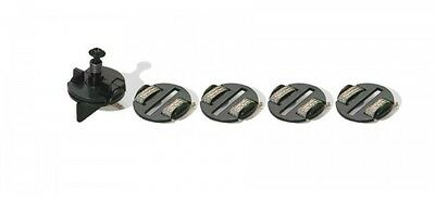 SCALEXTRIC C8420 Sprung Guide Assembly with Braid Plates