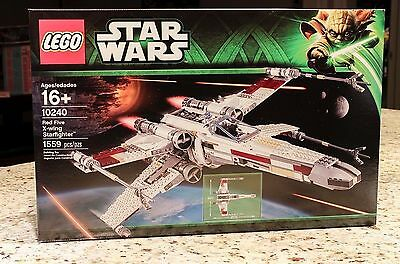 LEGO Star Wars 10240 Red Five X-Wing Starfighter UCS, NEW SEALED