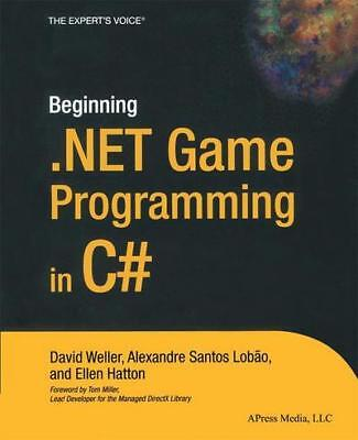 Beginning .NET Game Programming in C# (B