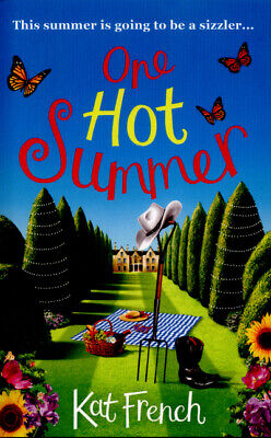 One hot summer by Kat French (Paperback)