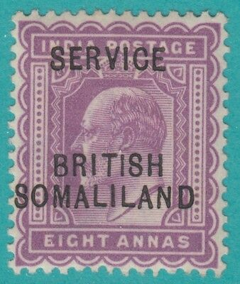 Somaliland Protectorate O9 Mint Hinged Og* No Faults Very Fine !