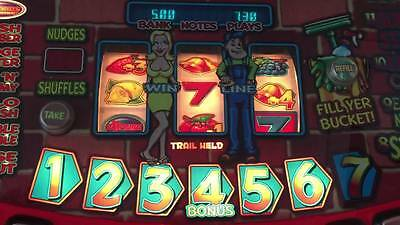 Fruit machine - Extreme - Bucketloads - £5 jackpot
