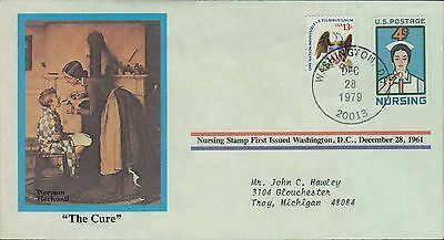 1979 - Norman Rockwell - Commemorative Society - The Cure