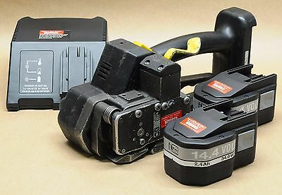"*Reconditioned* FROMM P-325 3/4"" 14.4V battery strapping tool signode 5/8"" ORT"