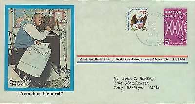 1979 - Norman Rockwell - Commemorative Society - Armchair General