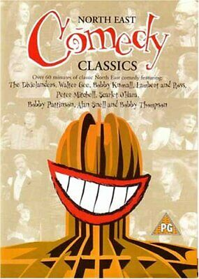 North East Comedy Classics - DVD  CEVG The Cheap Fast Free Post