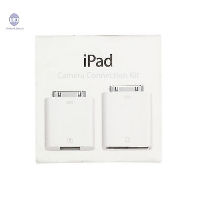 Genuine Apple iPad Camera Connection Kit Modle A1358 & A1362 MC531AM/A