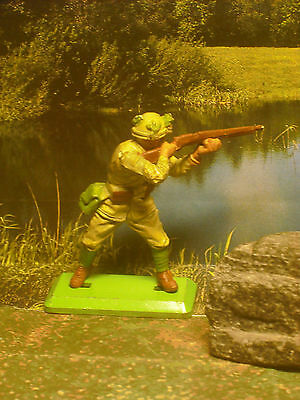 Soldatino Toy Soldier Britains 1971 Giapponese WW II  scala 1:32