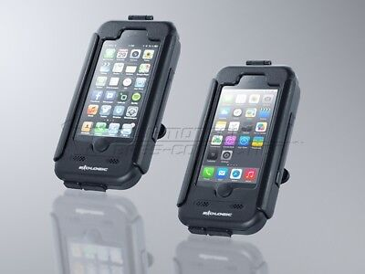 Hardcase SW-MOTECH for I-Phone 5c colour: Black Phone case Motorrad GPS Bag