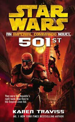 Star Wars: Imperial Commando: 501st by Traviss, Karen Paperback Book The Cheap