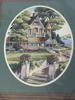 Dimensions Victorian Home Cross Stitch kit 15x18 NEW 1998 George Bjorkland