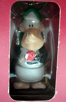 """NIB 1994 """"Opus the Red-Nosed Penguin"""" Christmas Ornament"""