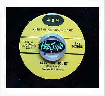 The Modds 45 Re - Leave My House - 1967 Memphis Anr Label Garage Sonics