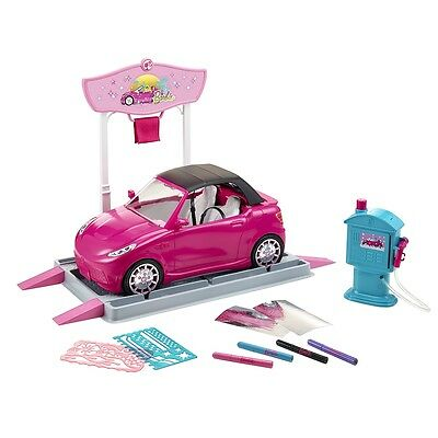 Mattel Barbie DGC53 Malibu Avenue Car Wash Design Studio - NEU OVP