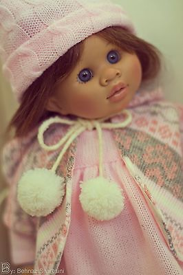 "Muller Wichtel Lilly 12.5"" Doll LAST ONE REDUCED!!!!"