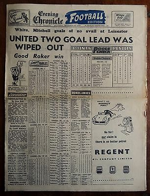 Newcastle Evening Chronicle Football Edition (September 18 1954) Complete