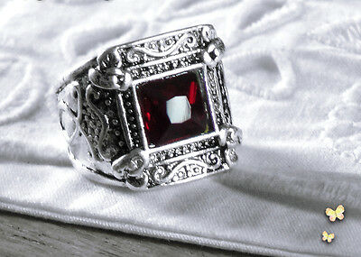 shadow hunter ring Isabella ruby red Mortal instruments