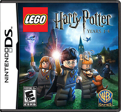 LEGO Harry Potter - Years 1-4 (Bilingual Cover) New DS