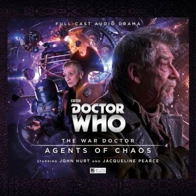 The War Doctor 3: Agents of Chaos by Ken Bentley 9781785751912 (CD-Audio, 2016)