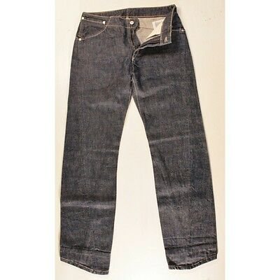 LEVIS Engineered Jeans vintage Femme W27/L30 Bleu Fonce 12286