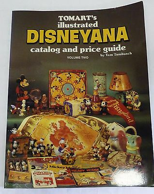 Tomart's Illustrated Disneyana Catalog and Price Guide Vol 2  1985