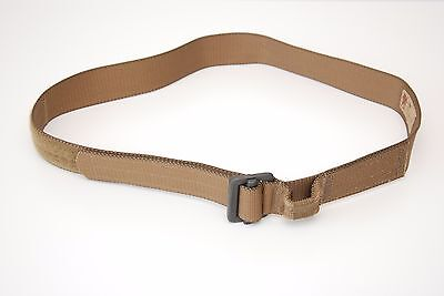 Lbt Coyote Brown Rigger's Belt With Extraction Loop Large New Rappel