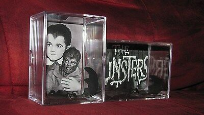 The Munsters '2 case lot' inspired Display's.Ready 2 Ship.BRAND NEW..(u get both