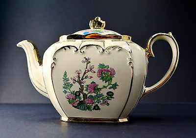 Vintage Tea Pot Vintage Cream Tea Pot Ceramic Tea Pot Home Tableware Housewares