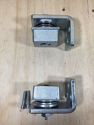 Heavy duty Ball Bearing Hinges for Steel tube 65x65 up to 500kg Gates
