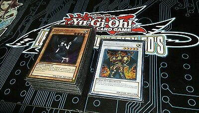 YuGiOh Fabled Deck ***COMPLETE*** MOSTLY HOLO