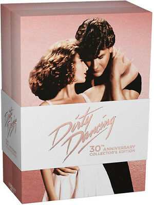 Dirty Dancing: 30Th Anniversary (Collector's Box) [New Blu-ray] Anniversary Ed
