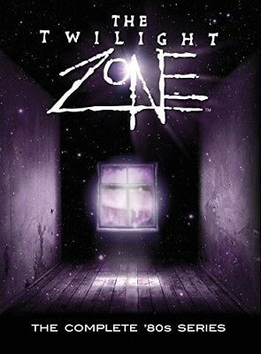 The Twilight Zone: The Complete '80s Series [New DVD] Boxed Set, Full Frame