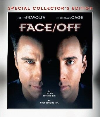 Face/Off [New Blu-ray] Ac-3/Dolby Digital, Dolby, Digital Theater System, Dubb