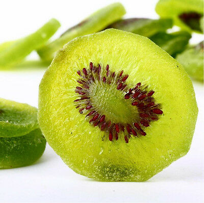 1 Bags Kiwi Fruit Candy Sweet Chinese Bulk Snacks Chips Food Healthy Dry