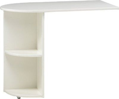 Steens Furniture, Estensione per scrivania, Bianco (weiss)