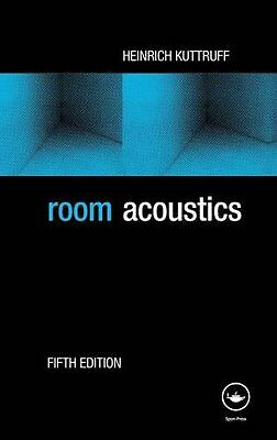 Room Acoustics, Fifth Edition Copertina rigida