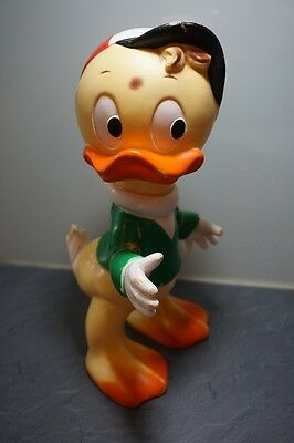 Walt Disney Vintage Rubber Toys 1962 DONALD DUCK RAR!