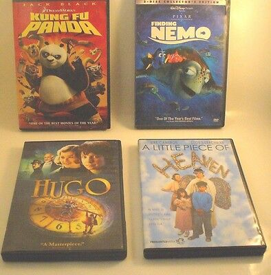 Lot Of Movies Used Assorted DVDs Good Condition ~4 Disney/Kid movies ~See photos