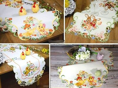 EASTER Decoration Table Runner DOILY Table Cloth WIELKANOC