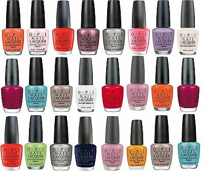 OPI Collection Nail Polish Lacquer New 15ml