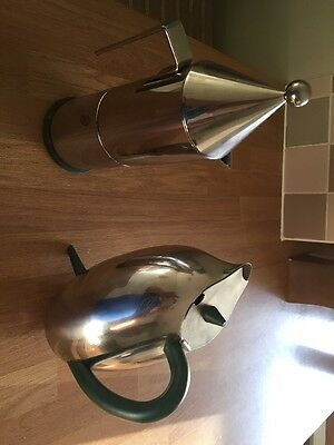 Alessi Tea And Coffee Maker