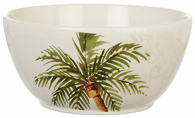 Gibson Palm Tree Bowl One Size